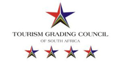 Tourism Grade Council South Africa 4 star award