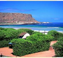 Picture of Elands Bay on the West Coast of South Africa